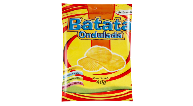 Batata Ondulada